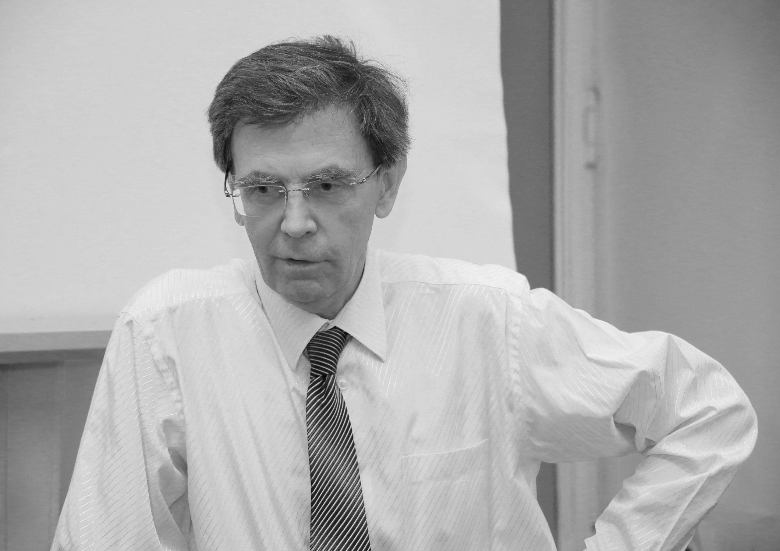 Юбилей академика А.Т.Фоменко