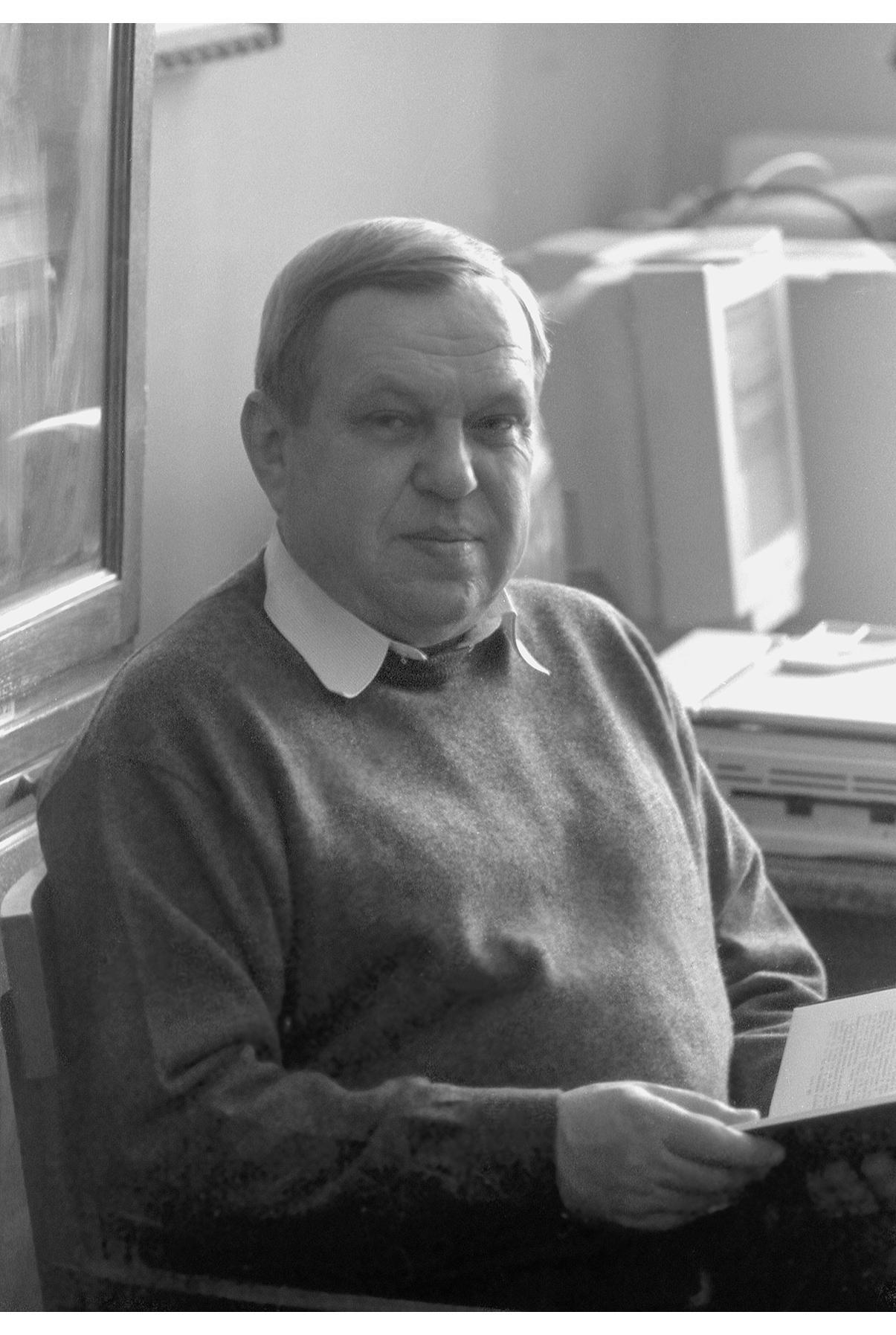 18 ноября 2019 года состоится мемориальное заседание семинара кафедры дифференциальной геометрии и приложений, посвященное 75-летию со дня рождения Ю.П.Соловьева