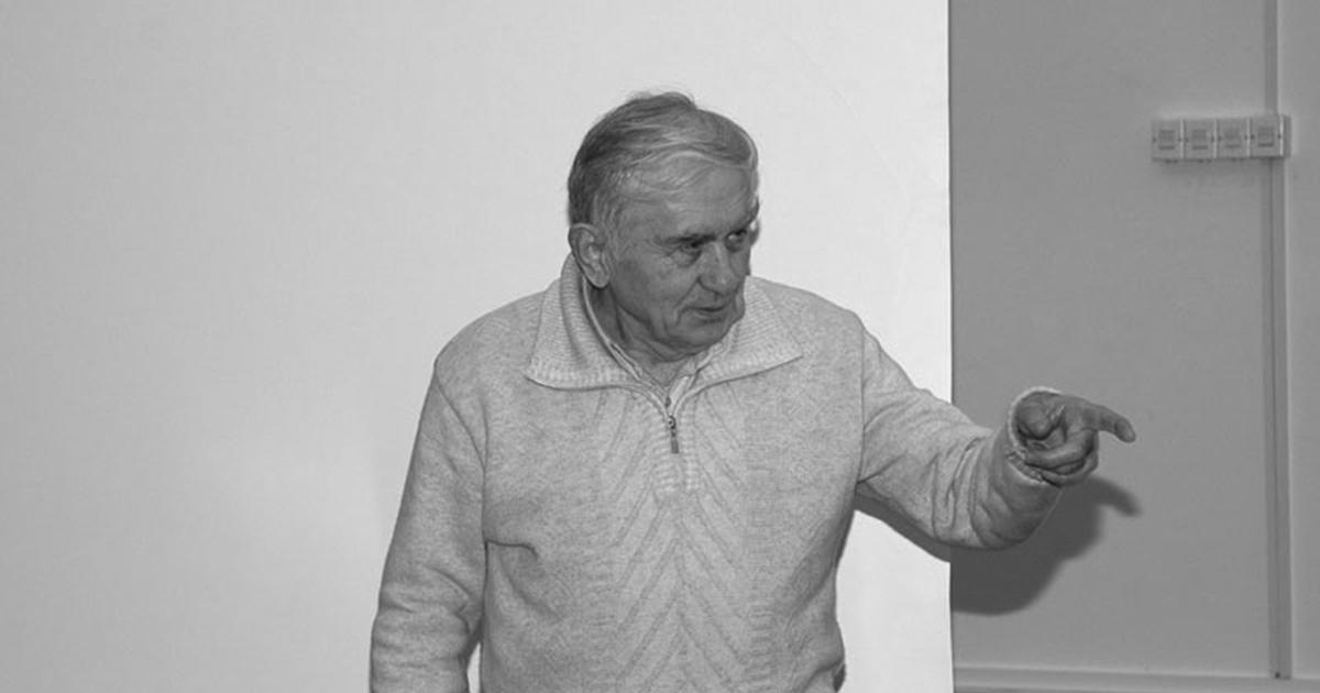 Скончался Сергей Иванович Адян